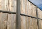Auchmore Lap and cap timber fencing 2