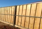 Auchmore Lap and cap timber fencing 4