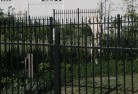 Auchmore Steel fencing 10